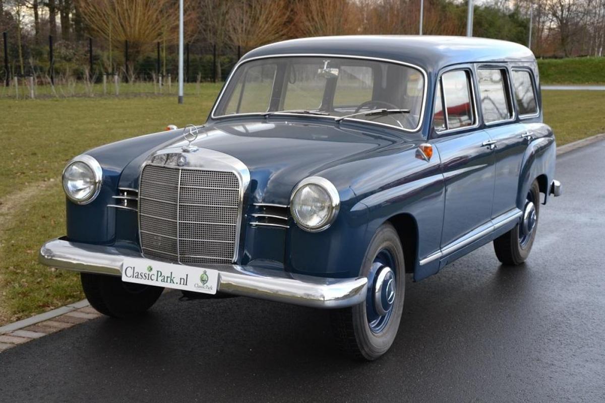 Classic park cars mercedes benz 190 d binz for Mercedes benz field