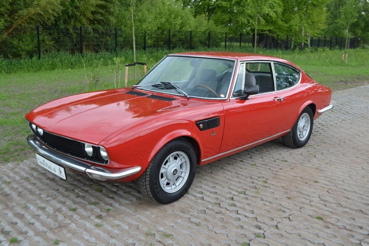 Classic Cars Fiat Dino