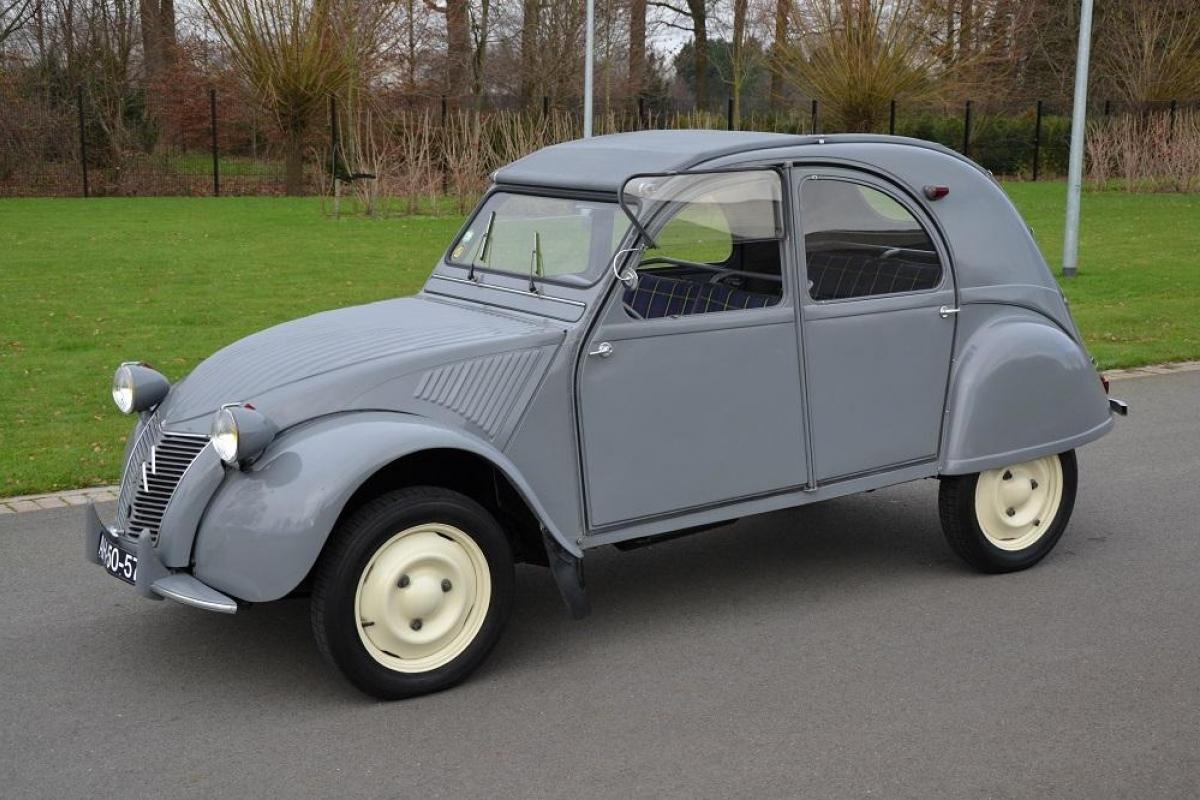 classic park cars citro n 2 cv type a. Black Bedroom Furniture Sets. Home Design Ideas