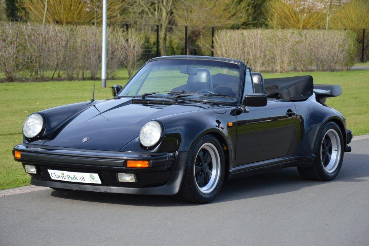 classic park cars porsche 911 930 turbo cabriolet. Black Bedroom Furniture Sets. Home Design Ideas