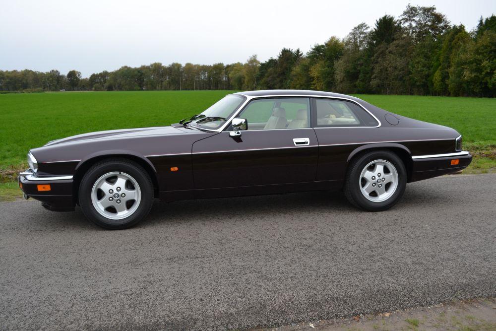 Jaguar Xj 0 60 >> Classic Park Cars | Jaguar XJS 6.0 V12