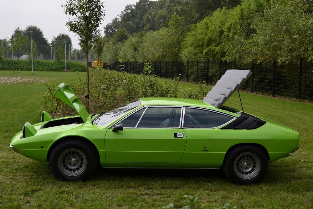 Classic Park Cars Lamborghini Urraco
