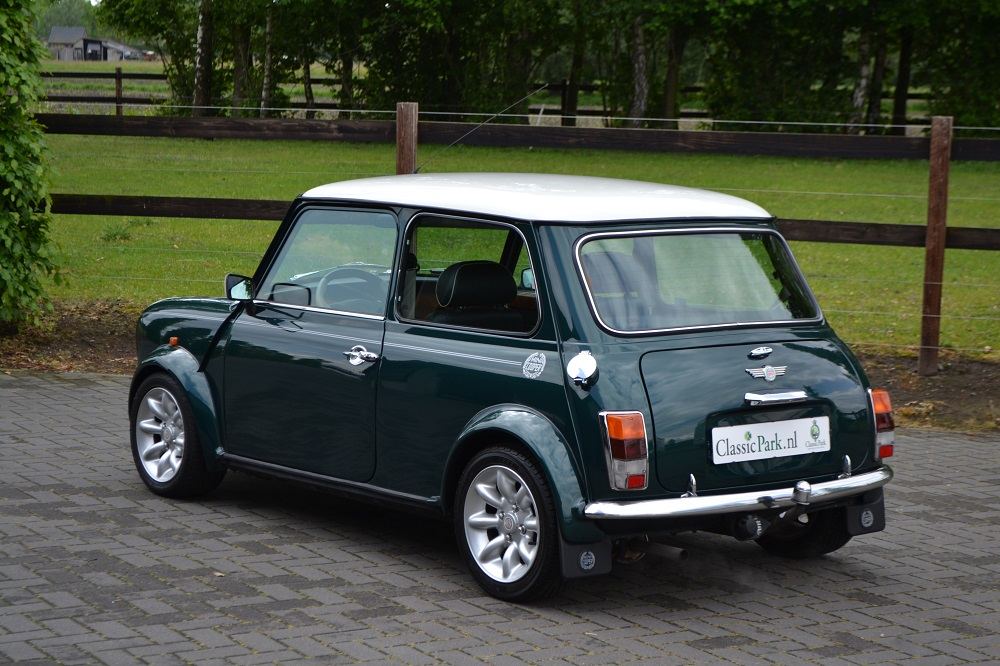 classic park cars rover mini cooper 1 3. Black Bedroom Furniture Sets. Home Design Ideas