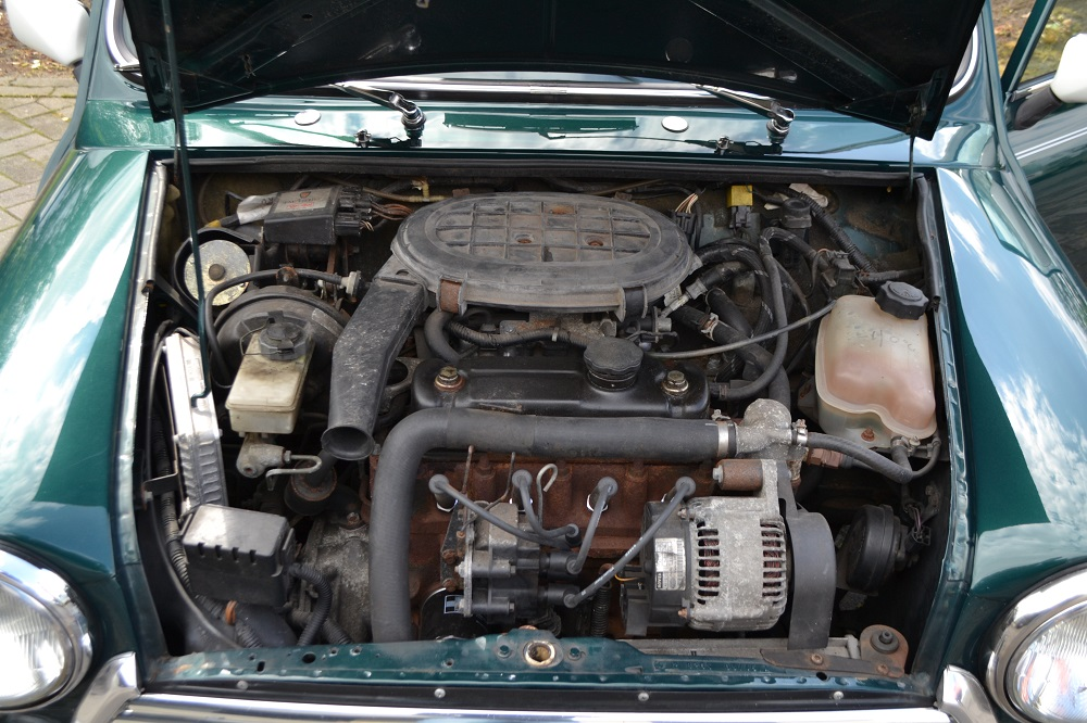 Classic Park Cars Rover Mini Cooper 13