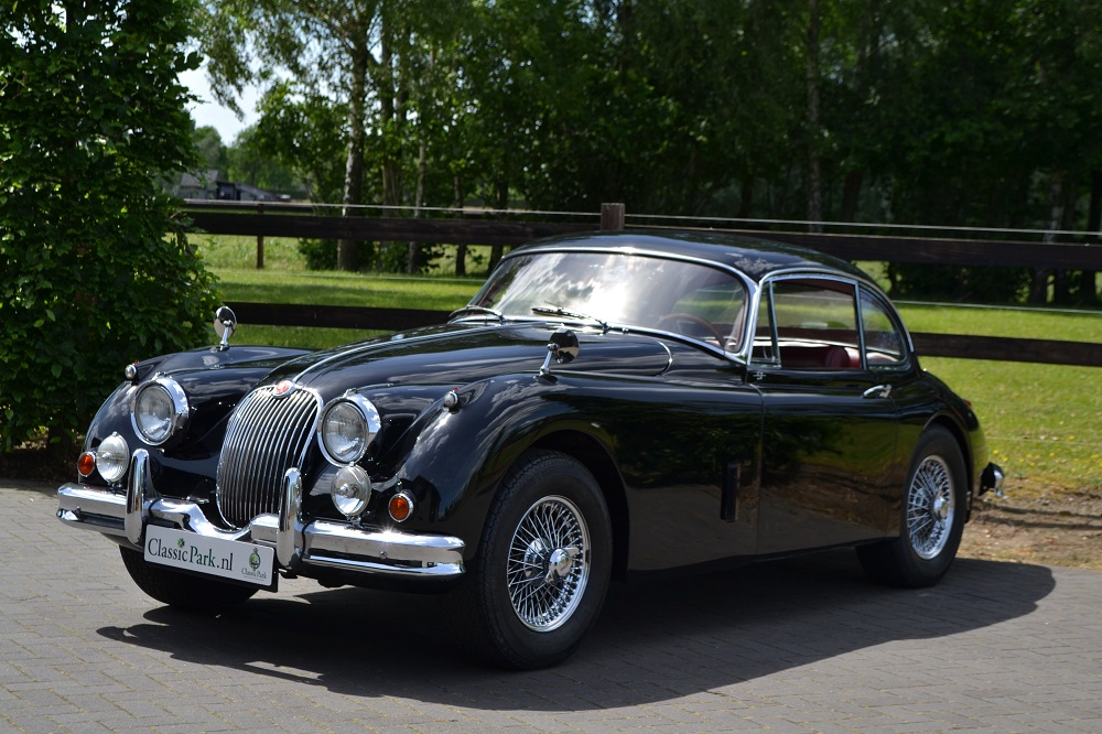 1959 Jaguar Xk150 1959 Jaguar Xk150 Fixed Head Coupe White