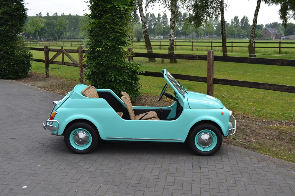 Fiat Jolly Replica