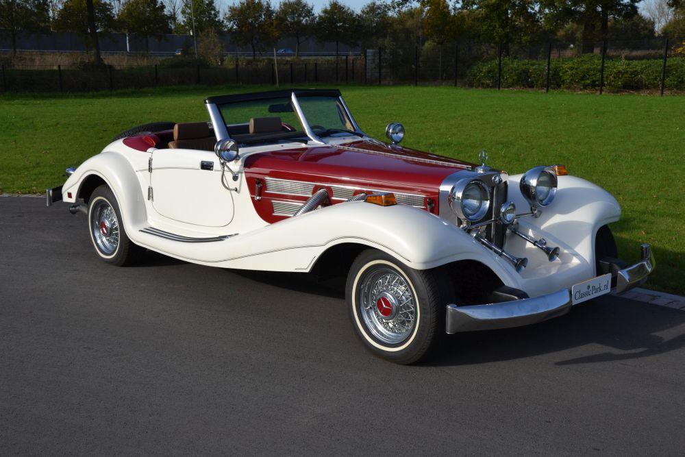 Classic park cars heritage 500k mercedes replica for 1934 mercedes benz 500k heritage replica