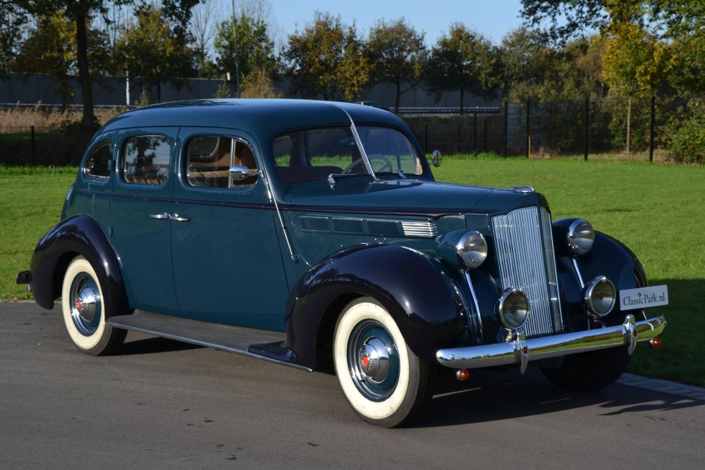 Classic Park Cars | Packard Six 1600 Touring