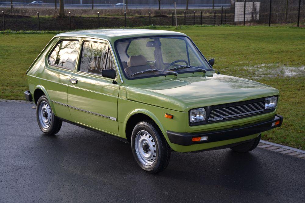 Classic Park Cars Fiat 127