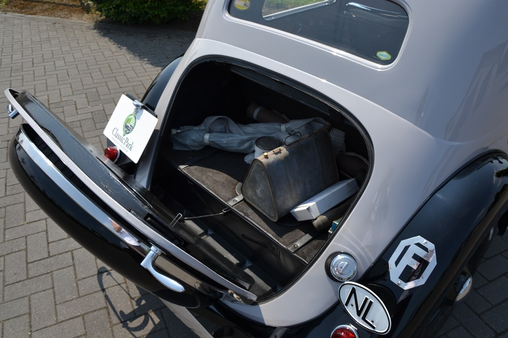 Classic Park Cars Citro N Traction Avant 11bl