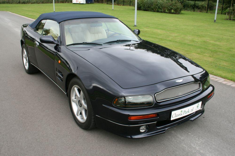 Classic Park Cars Aston Martin V8 Volante Lwb