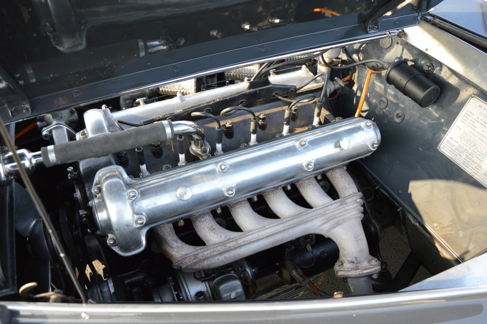 Classic Park Cars Alfa Romeo C SS Touring Superleggera Coupé - Alfa romeo engines for sale