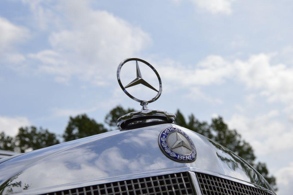 Classic park cars mercedes benz 300 d adenauer limousine for Mercedes benz field