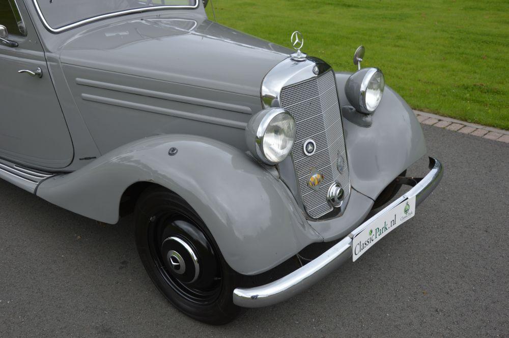 classic park cars mercedes benz 170 v lueg. Black Bedroom Furniture Sets. Home Design Ideas