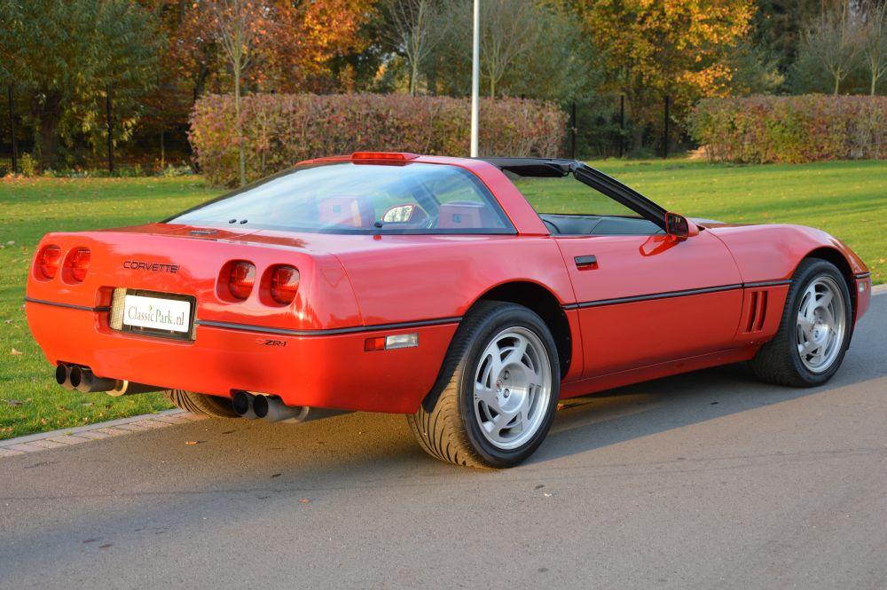 classic park cars chevrolet corvette c4 zr1. Black Bedroom Furniture Sets. Home Design Ideas