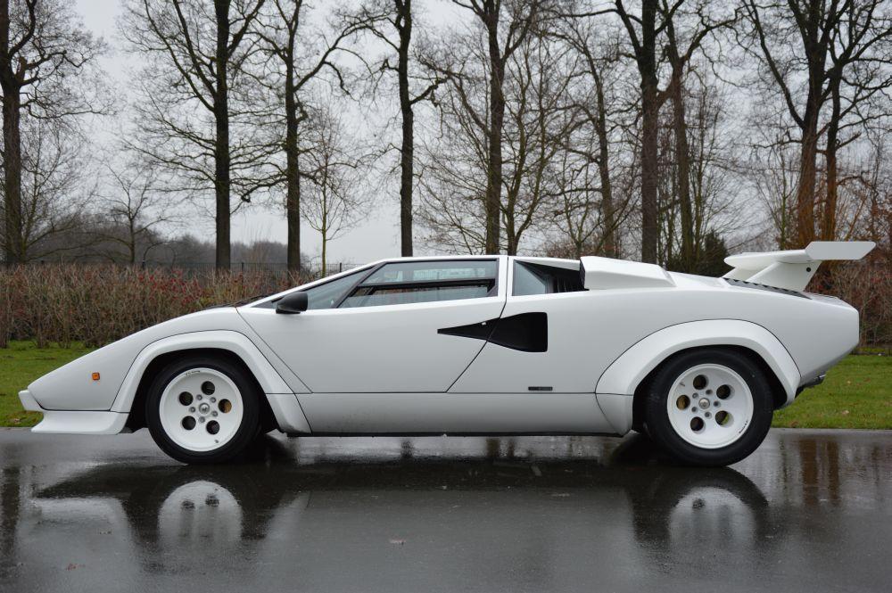 Classic Park Cars Lamborghini Countach 5000 S