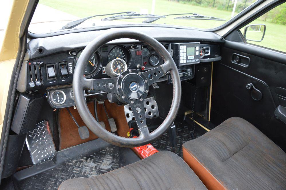 Classic Park Cars   Saab 96 GL