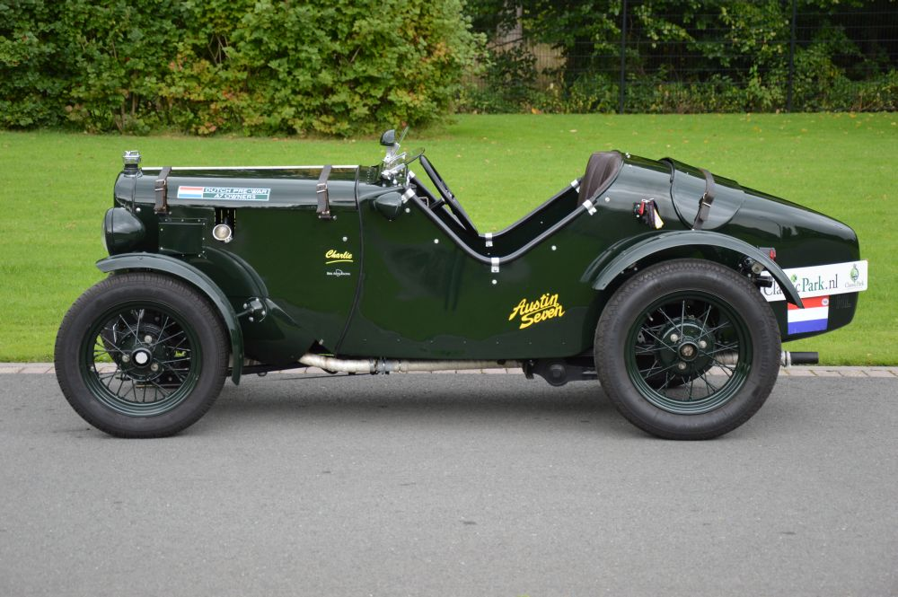 Classic Park Cars Austin Seven Ulster Special