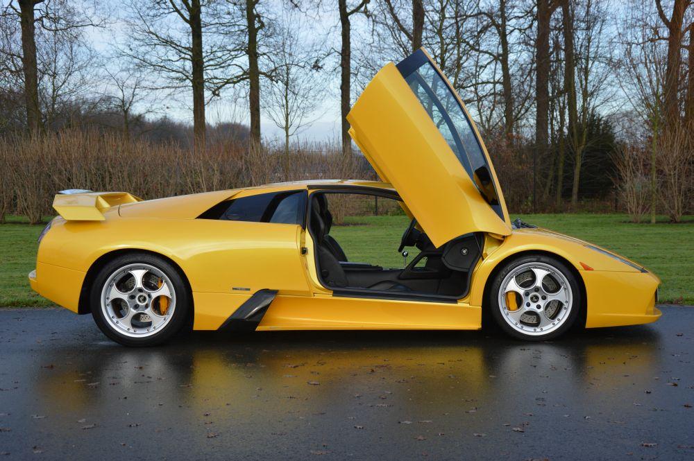 Classic Park Cars Lamborghini Murcielago